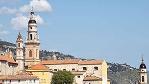 Fransa - Menton Oteller