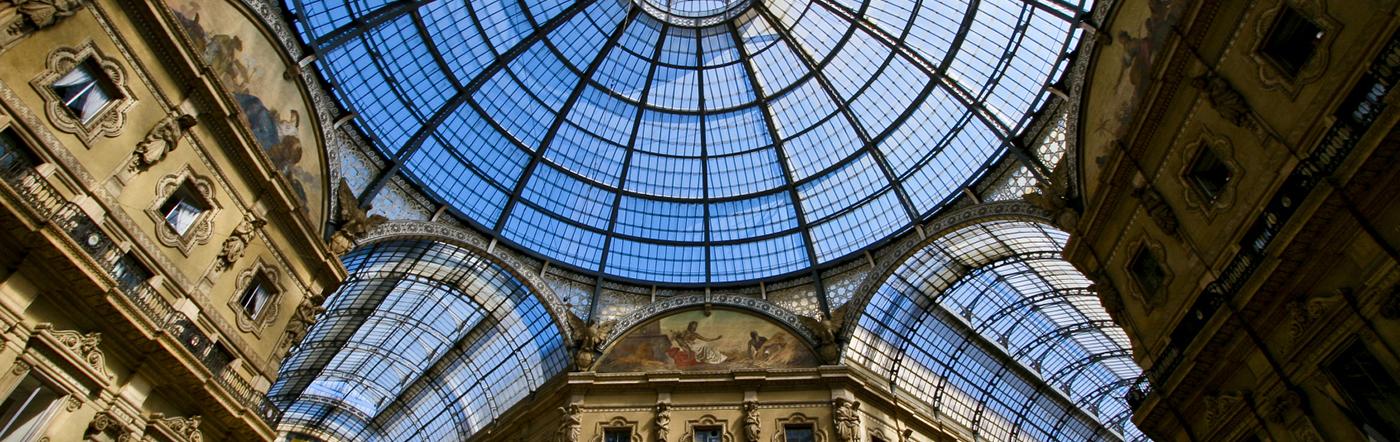 Itália - Hotéis Milão