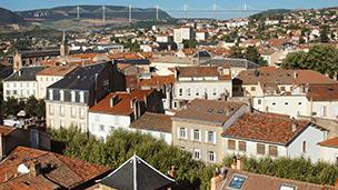 Fransa - Millau Oteller