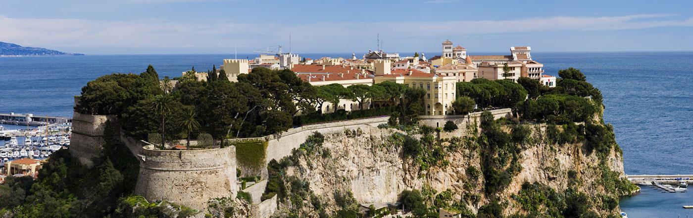 Monaco - Hôtels Monaco