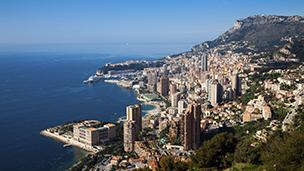 Monako - Liczba hoteli Monako
