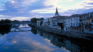 Frankrike - Hotell Montauban