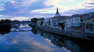 Francja - Liczba hoteli Montauban