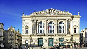 Francja - Liczba hoteli Montpellier