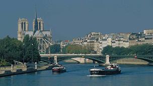 Frankrike - Hotell Porte De Montreuil