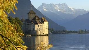 スイス - モントルー ホテル
