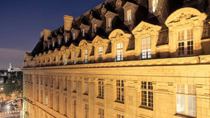 فرنسا - فنادق مونروج