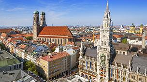Allemagne - Hôtels Munich
