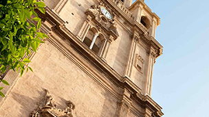 Hiszpania - Liczba hoteli Murcja