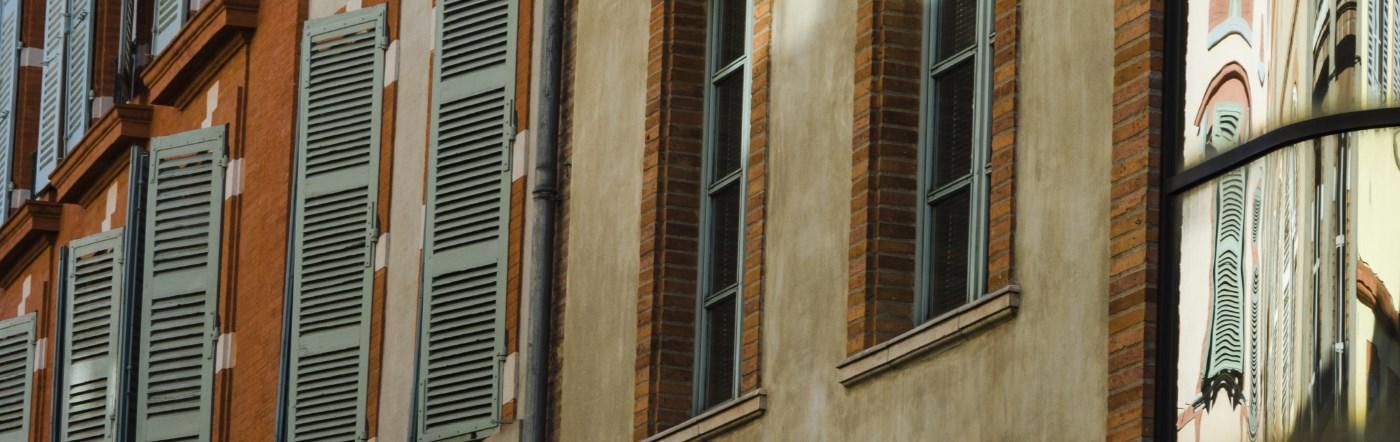 Frankrike - Hotell Muret