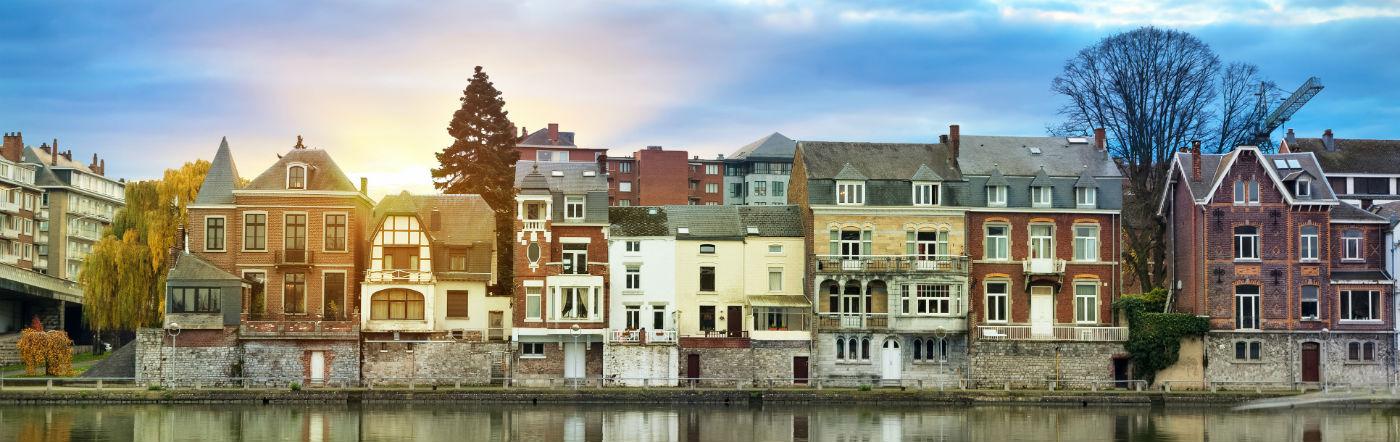 Belgia - Liczba hoteli Namen