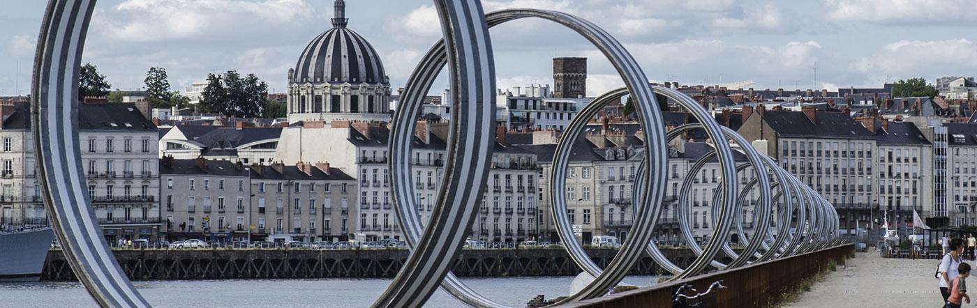 Frankrike - Hotell Nantes