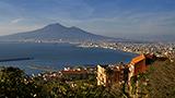 Włochy - Liczba hoteli Naples