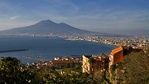 イタリア - ナポリ ホテル