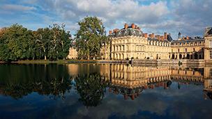 Frankrike - Hotell Nemours