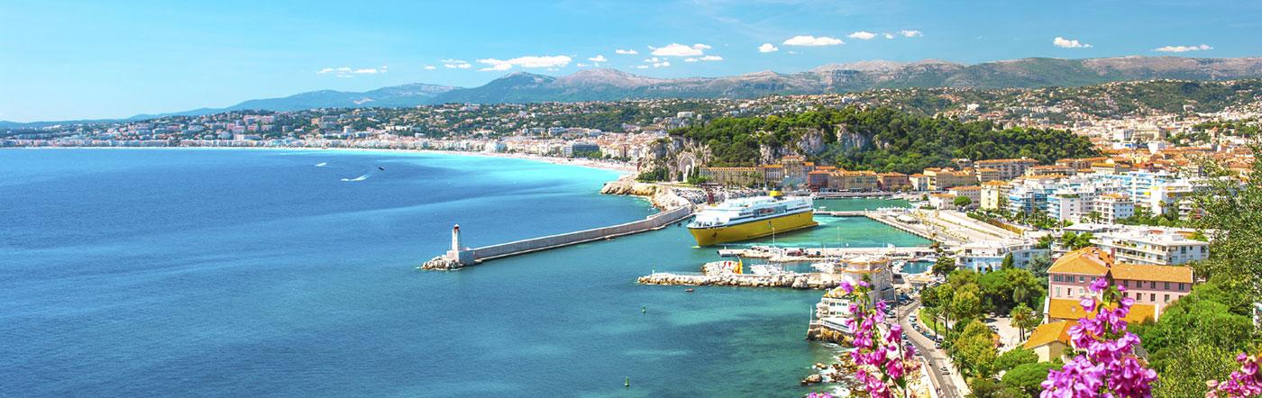 France - Nice hotels