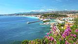 Francja - Liczba hoteli Nicea