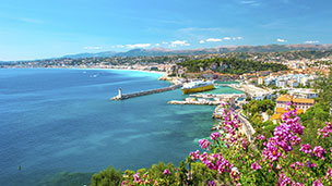France - Nice hotels