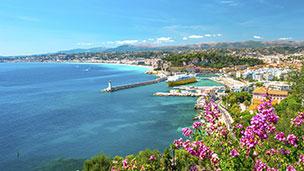 Frankrike - Hotell Nice