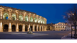 Francia - Hoteles Nimes