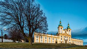 Tjeckien - Hotell Olomouc