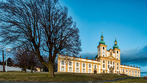 República Tcheca - Hotéis Olomouc