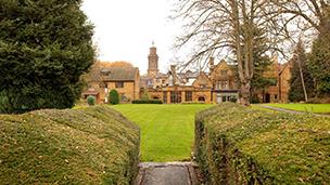 Wielka Brytania - Liczba hoteli Oxford