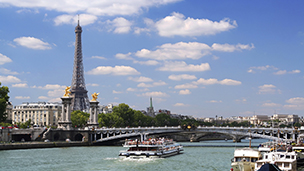 ฝรั่งเศส - โรงแรม ปารีส