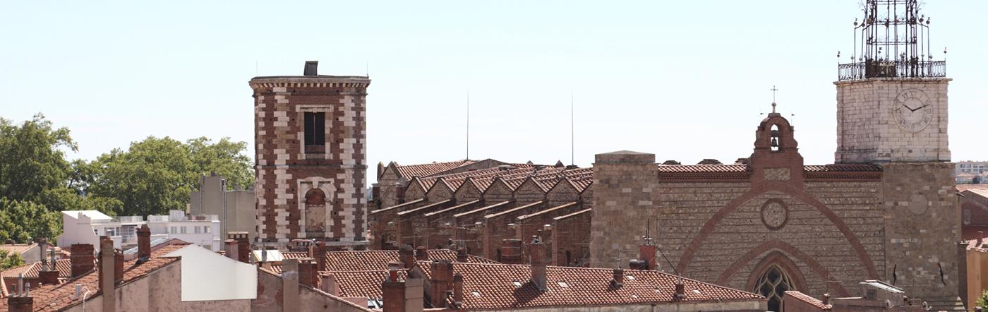 Fransa - Perpignan Oteller