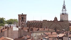 Francja - Liczba hoteli Perpignan