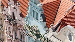 Czechy - Liczba hoteli Pilzno
