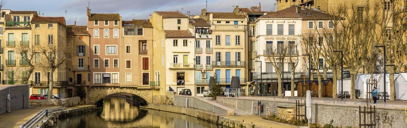 Francja - Liczba hoteli Port La Nouvelle