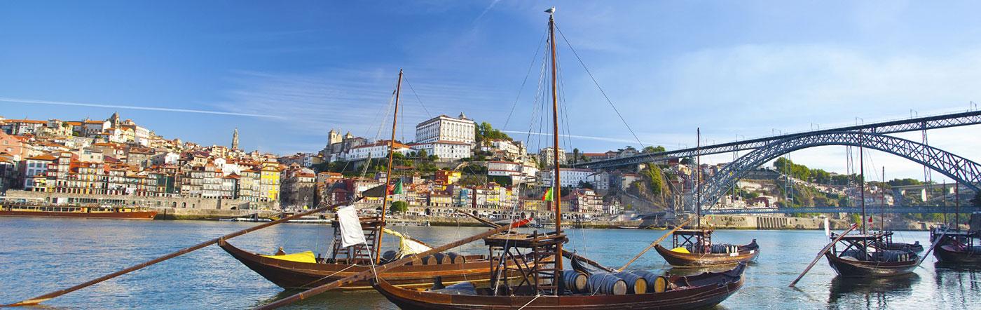 Portugal - Hotéis Oporto