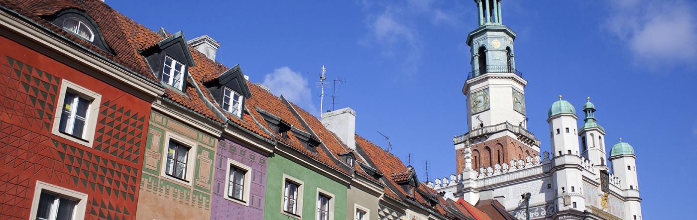 Pologne - Hôtels Poznan