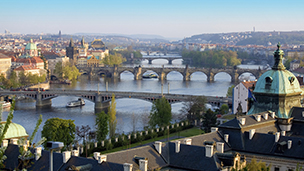 République Tchèque - Hôtels Prague