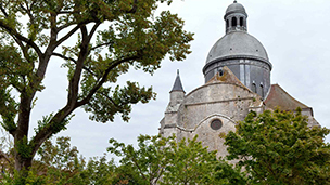Frankrike - Hotell Provins