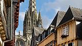 ฝรั่งเศส - โรงแรม กัมแปร์