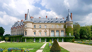 Prancis - Hotel RAMBOUILLET
