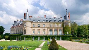 Francja - Liczba hoteli Rambouillet
