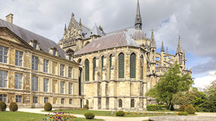 France - Hôtels Reims