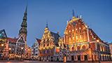 Letland - Hotels Riga