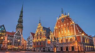 Латвия - отелей Рига
