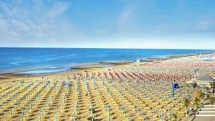 Włochy - Liczba hoteli Rimini