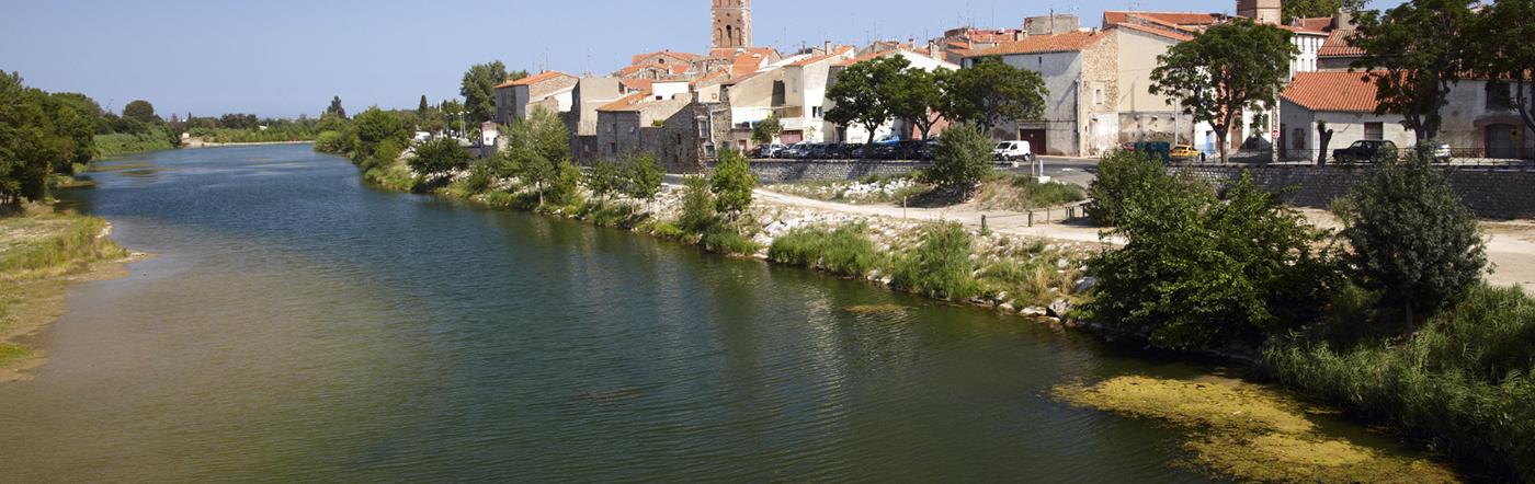 Fransa - Rivesaltes Oteller