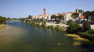 Francja - Liczba hoteli Rivesaltes