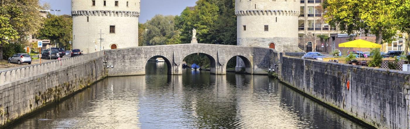 Belçika - Roeselare Oteller