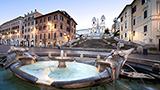 Włochy - Liczba hoteli Rzym