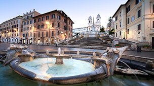 Italien - Hotell Rom