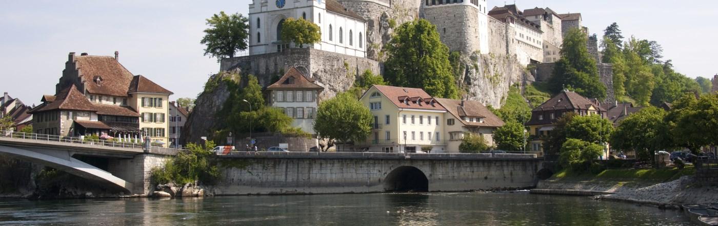 Szwajcaria - Liczba hoteli Rothrist