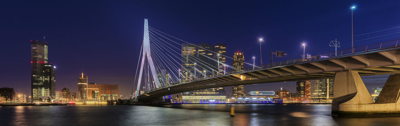 Holandia - Liczba hoteli Rotterdam
